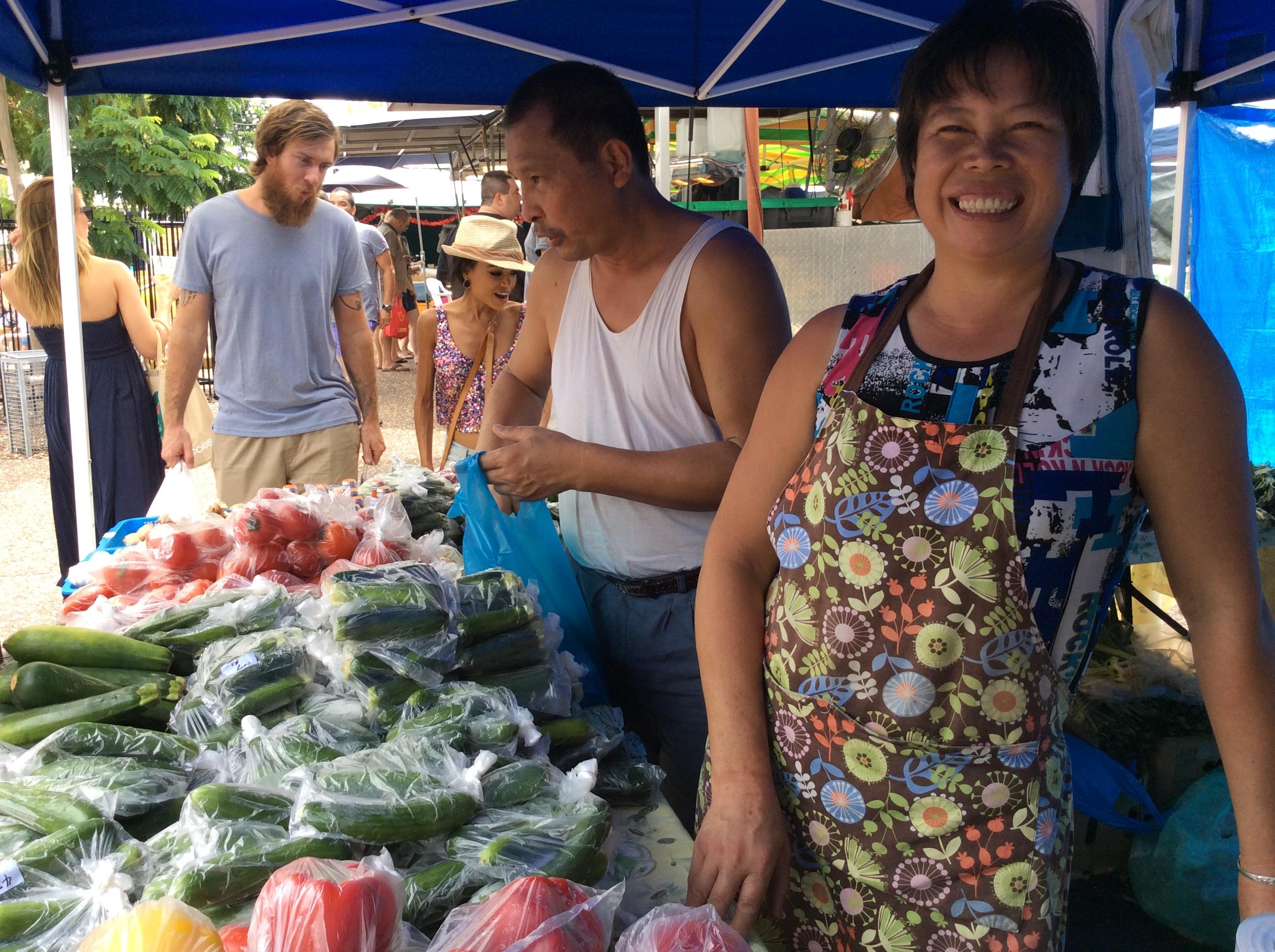 Fruit and Veg – Xing Lain Lei