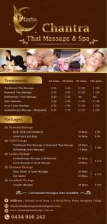 Chantra Thai Massage and Spa
